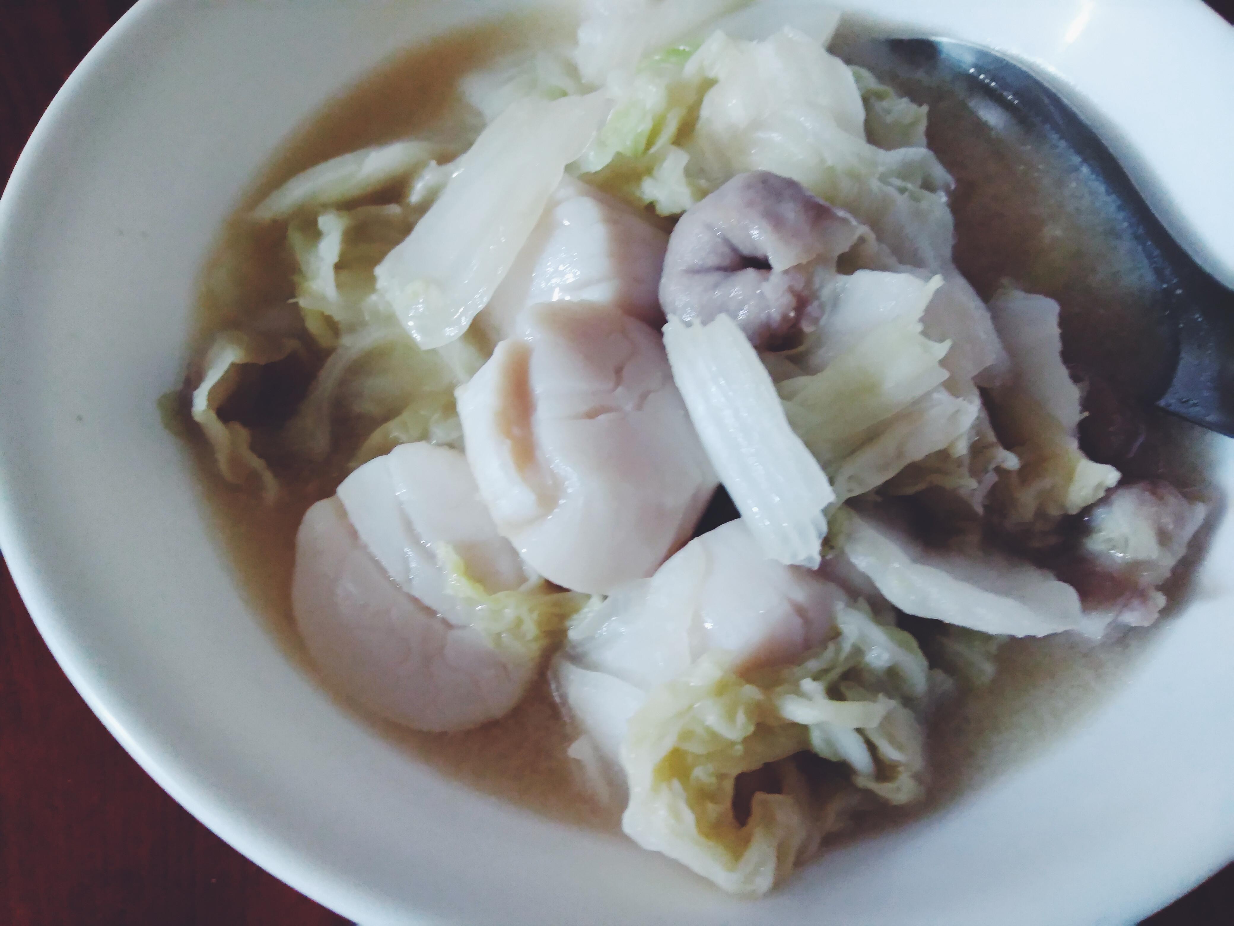 味增白菜煮 #無加油料理