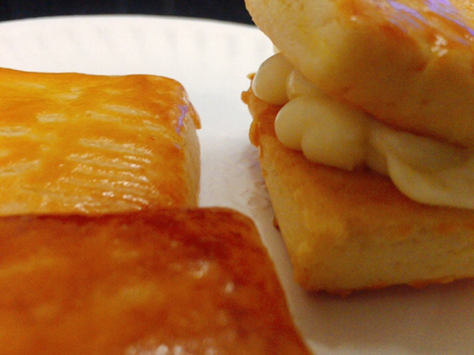 奶油乳酪酥餅乾🥛還有內餡!