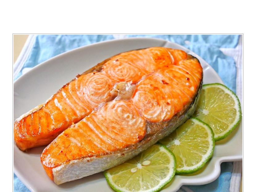 檸檬鮭魚排 飛利浦氣炸鍋料理