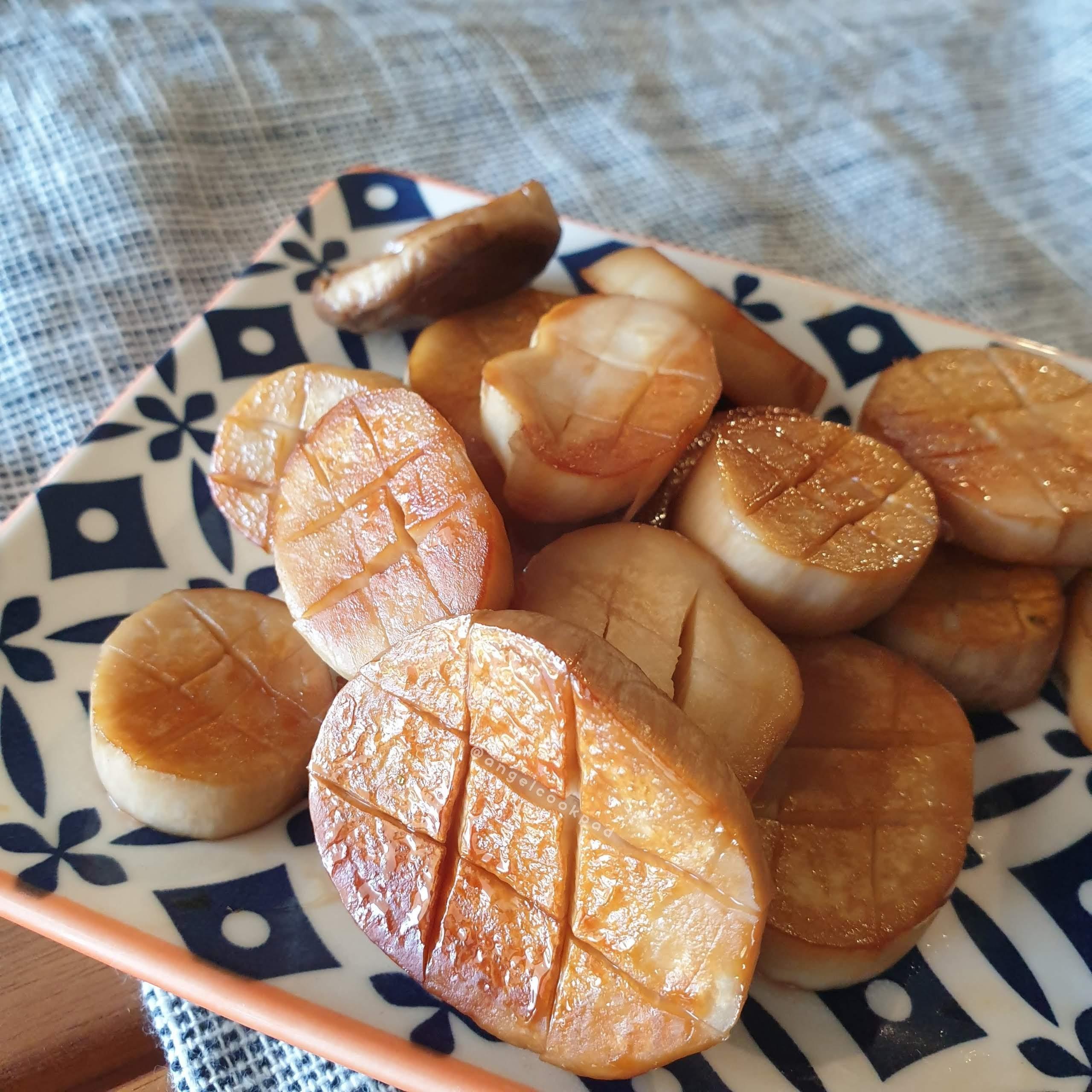 [🌱菜] 醬燒杏鮑菇