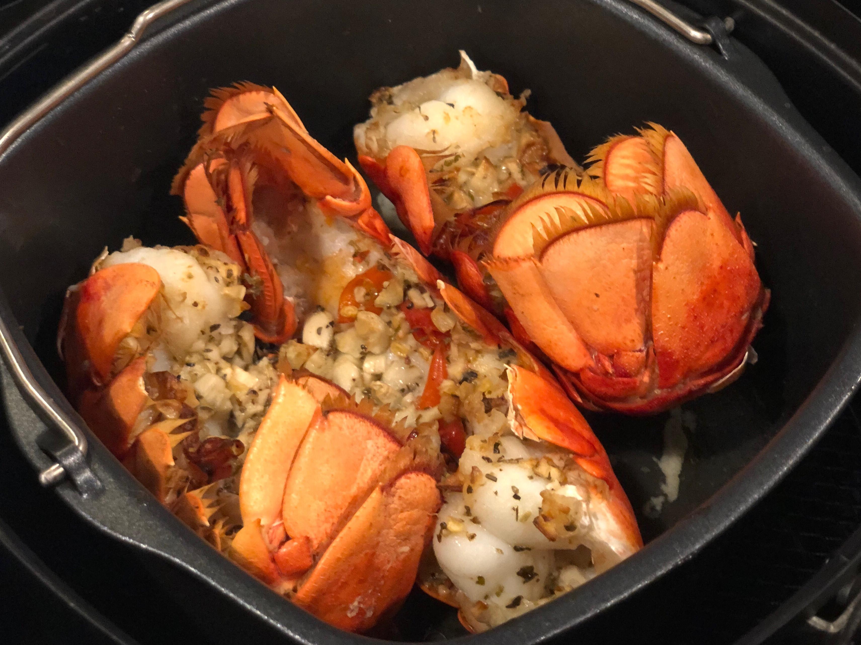 Costco 波士頓龍蝦🦞 氣炸鍋