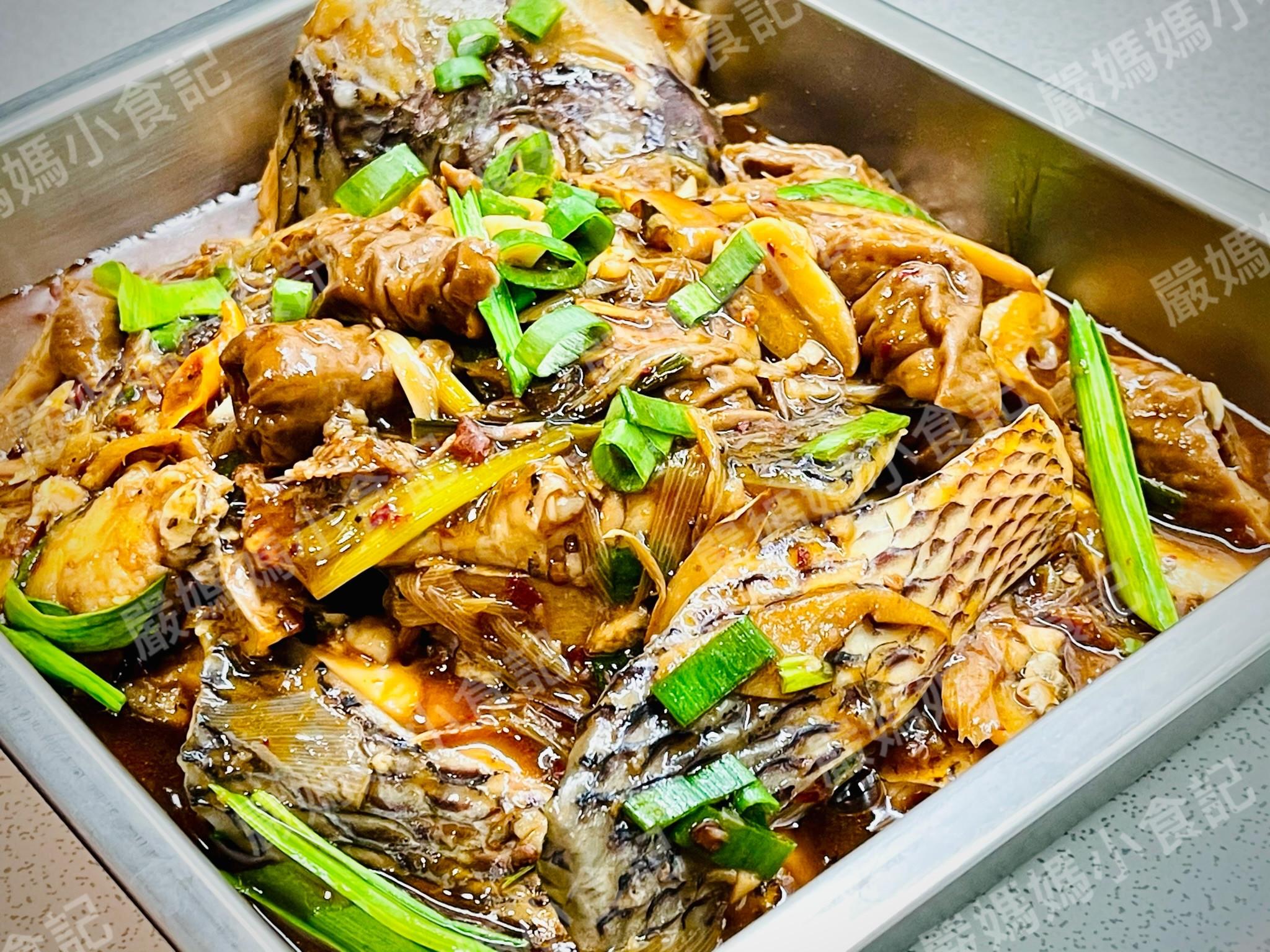 麻辣紅燒肥腸魚