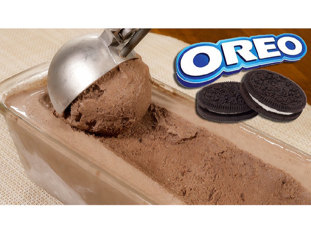Oreo冰淇淋 |零失敗 |不需機器