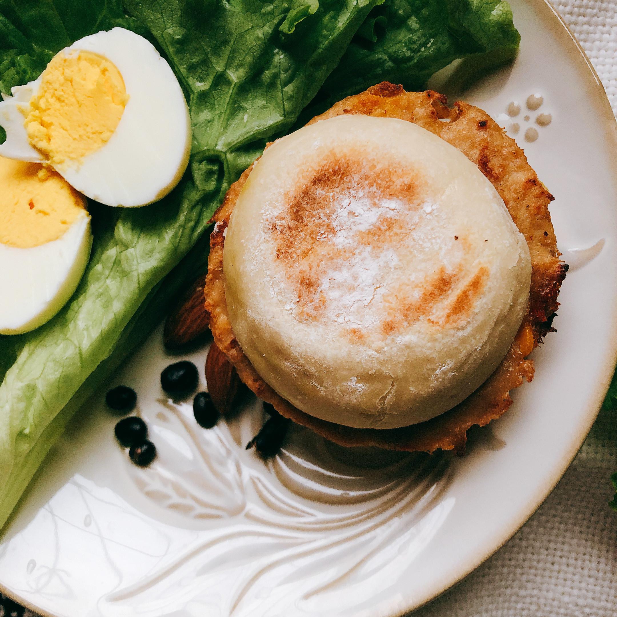 「滿福堡麵包」簡單自製英式馬芬