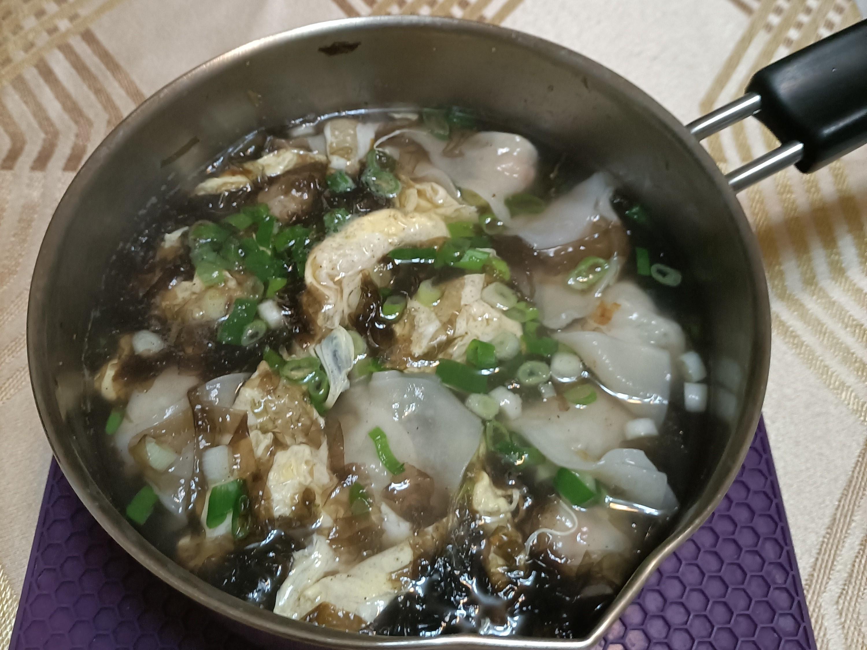 紫菜餛飩湯