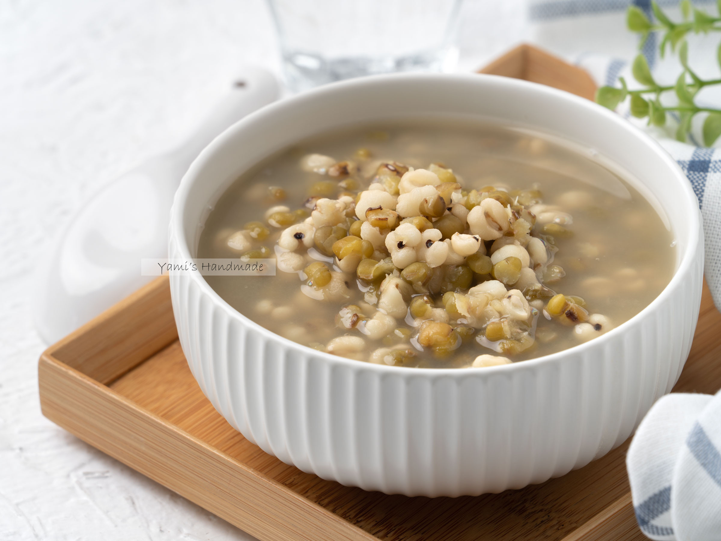 綠豆薏仁湯 (電鍋料理)