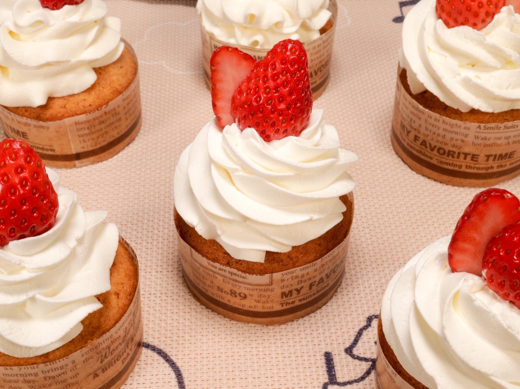 焦糖杯子蛋糕 | 簡易食譜
