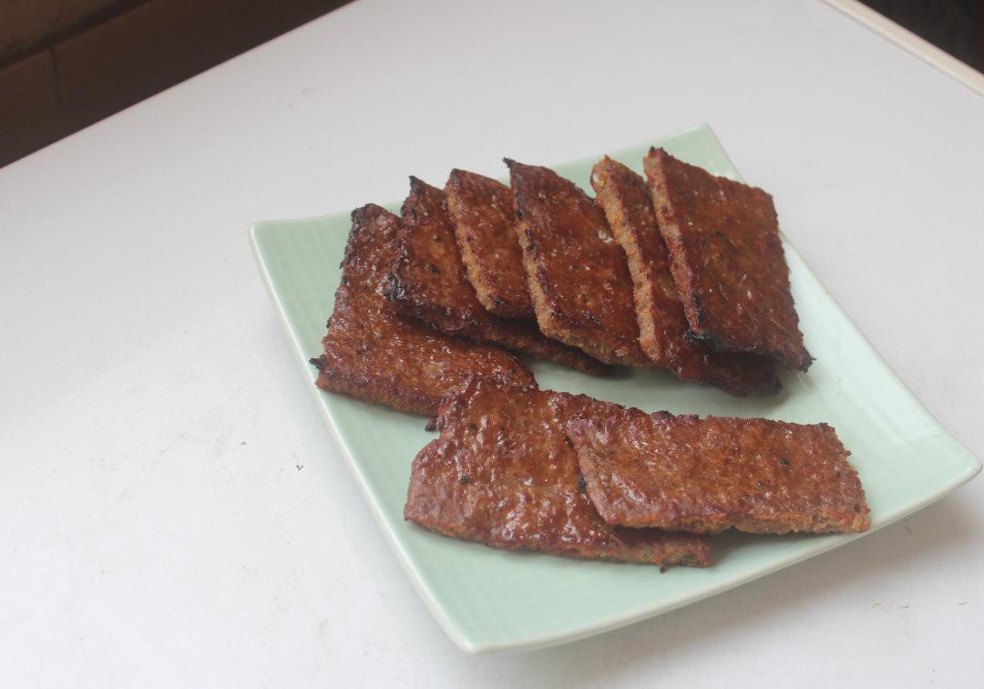 豬肉乾在家做