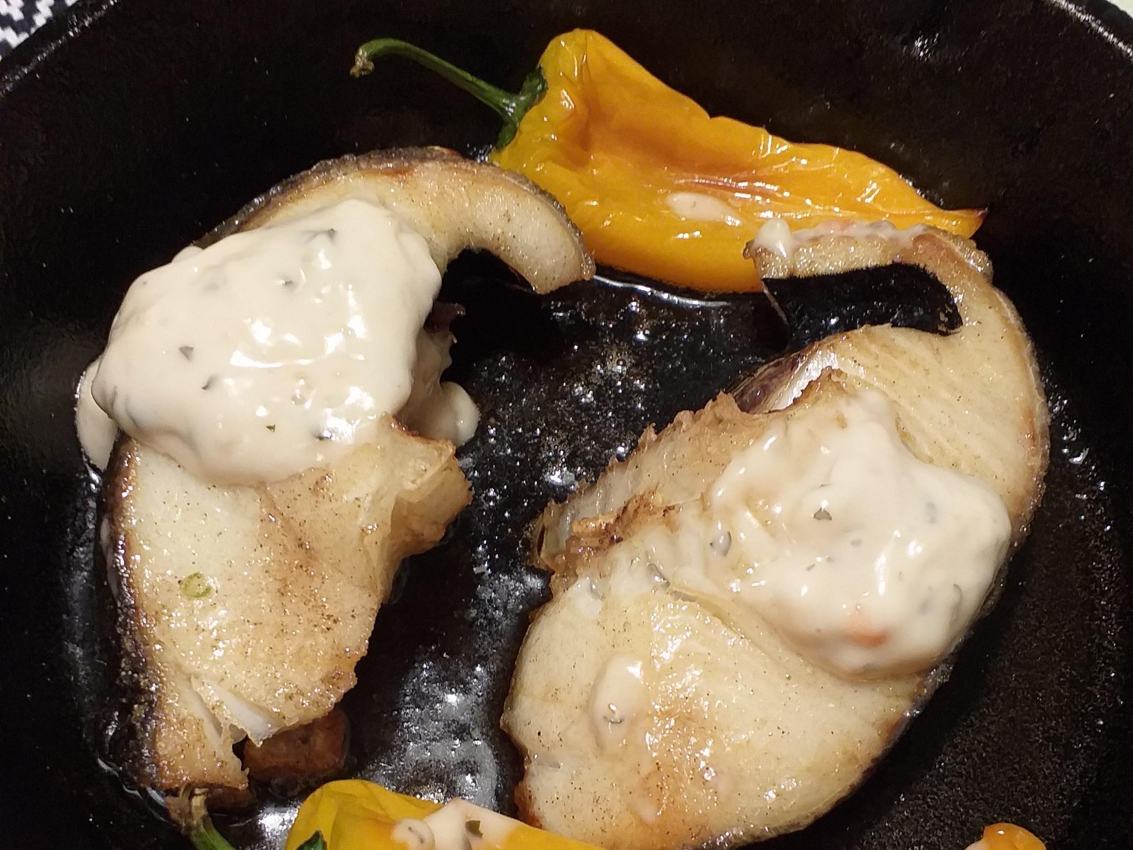 鐵鍋圓鱈 🐟