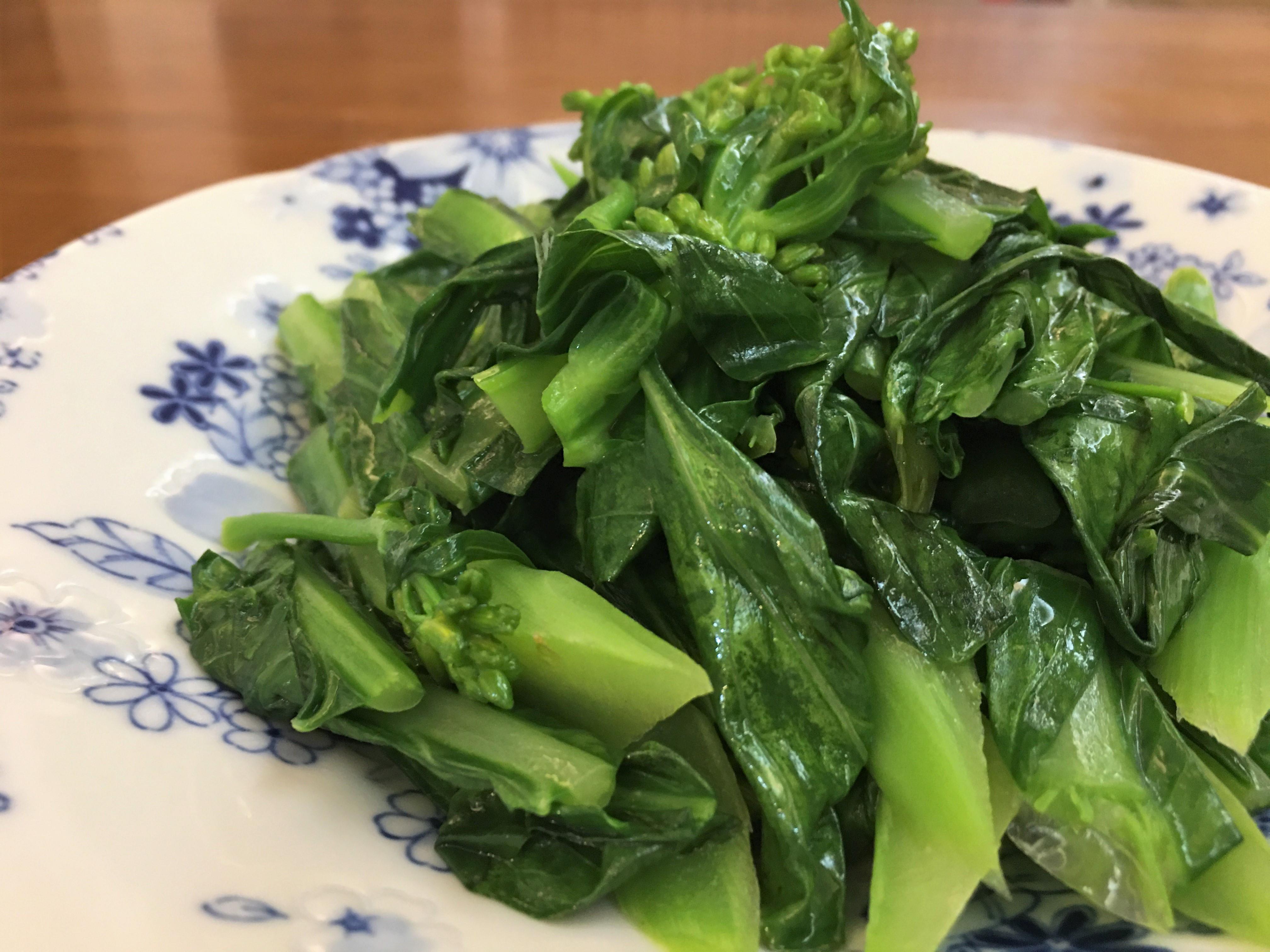 蒜香橄欖菜