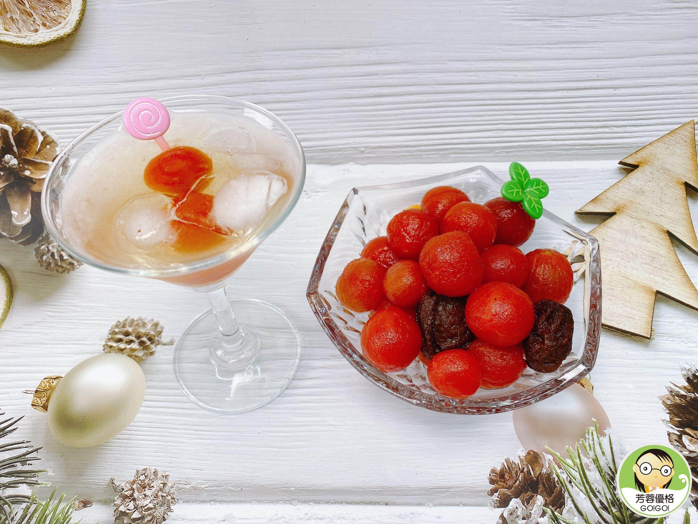 輕爽料理~蜂蜜蘋果醋蜜漬小蕃茄