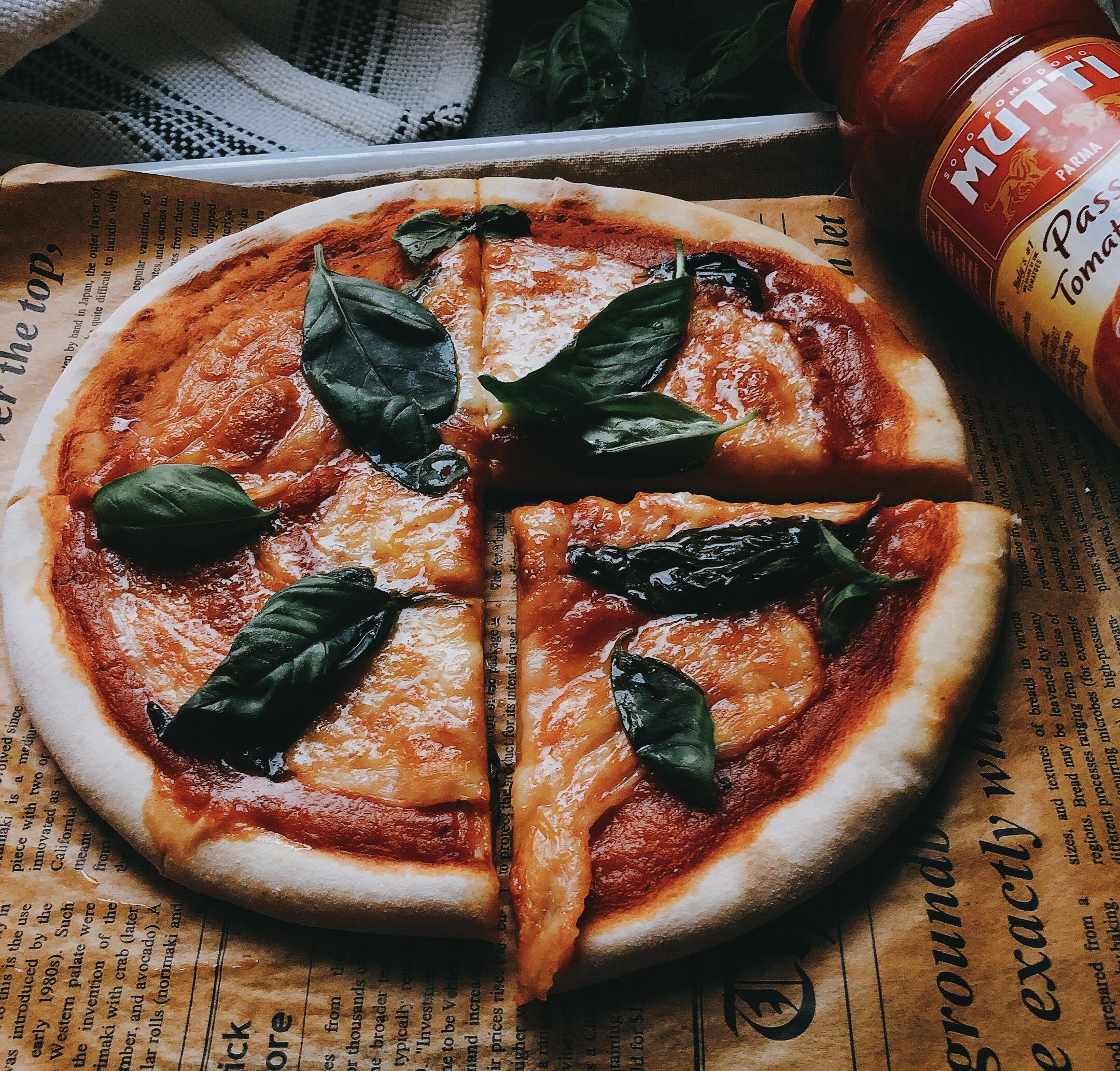 「敬愛的皇后」瑪格麗特披薩|那不勒斯披薩