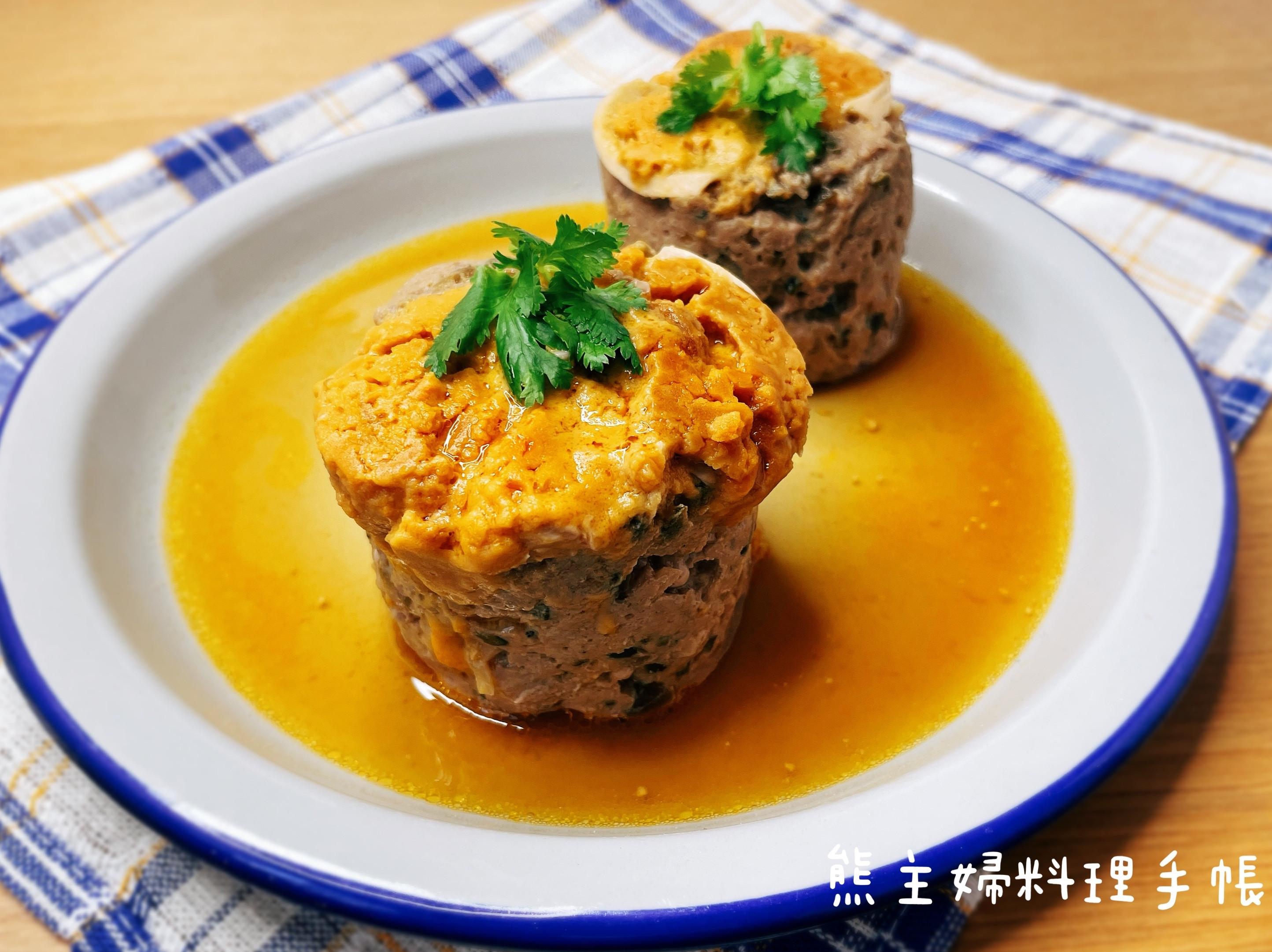 蛋黃肉(簡易/便當菜)
