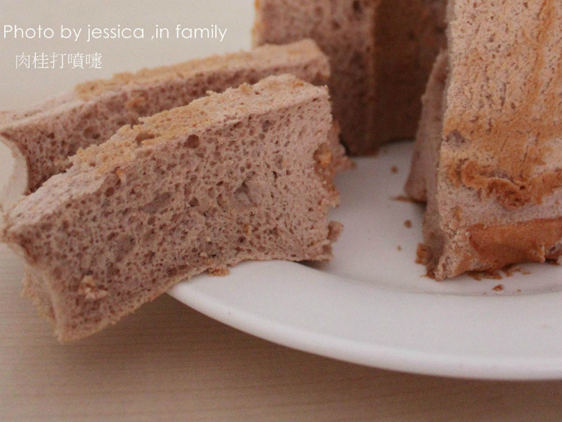 【肉桂打噴嚏】會彎腰的可可蛋糕★超濕潤