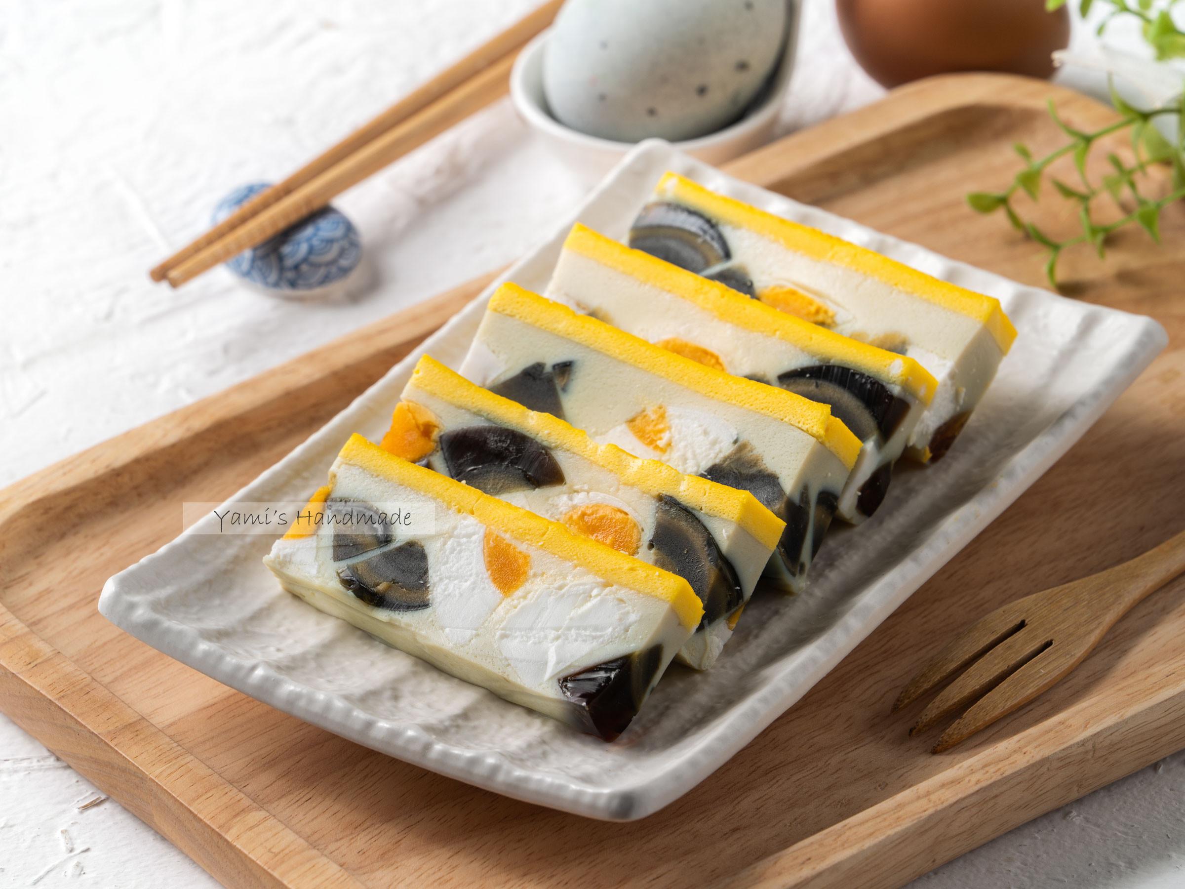 三色蛋 (電鍋料理)