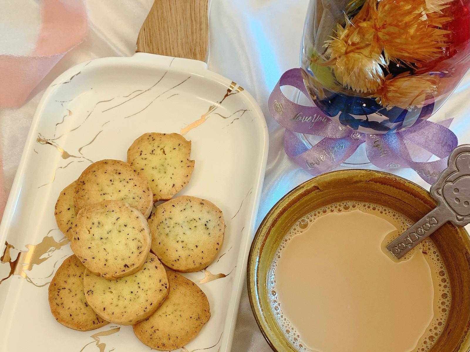 ❤️伯爵紅茶奶油餅乾❤️