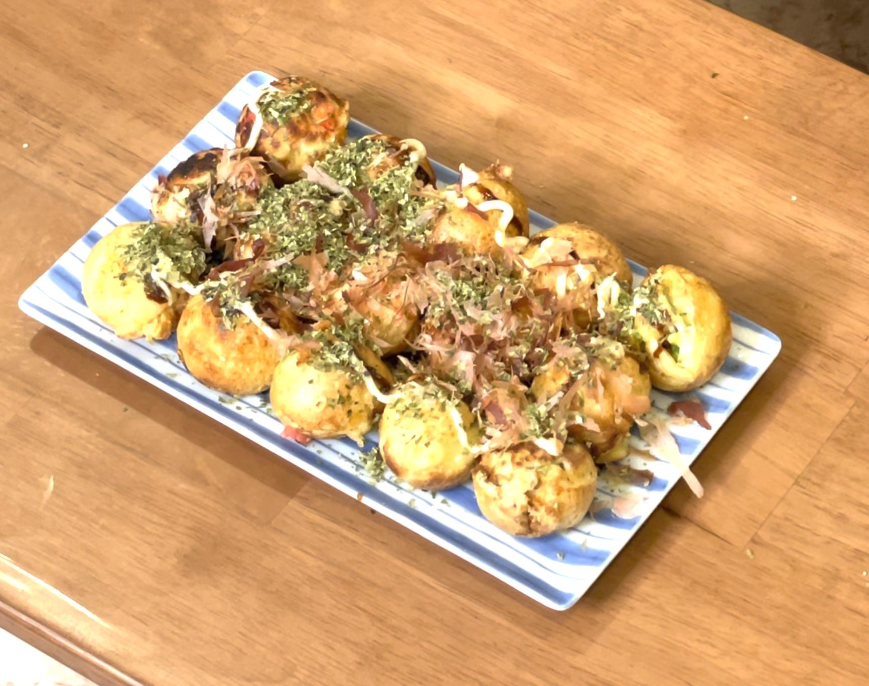 日式章魚燒