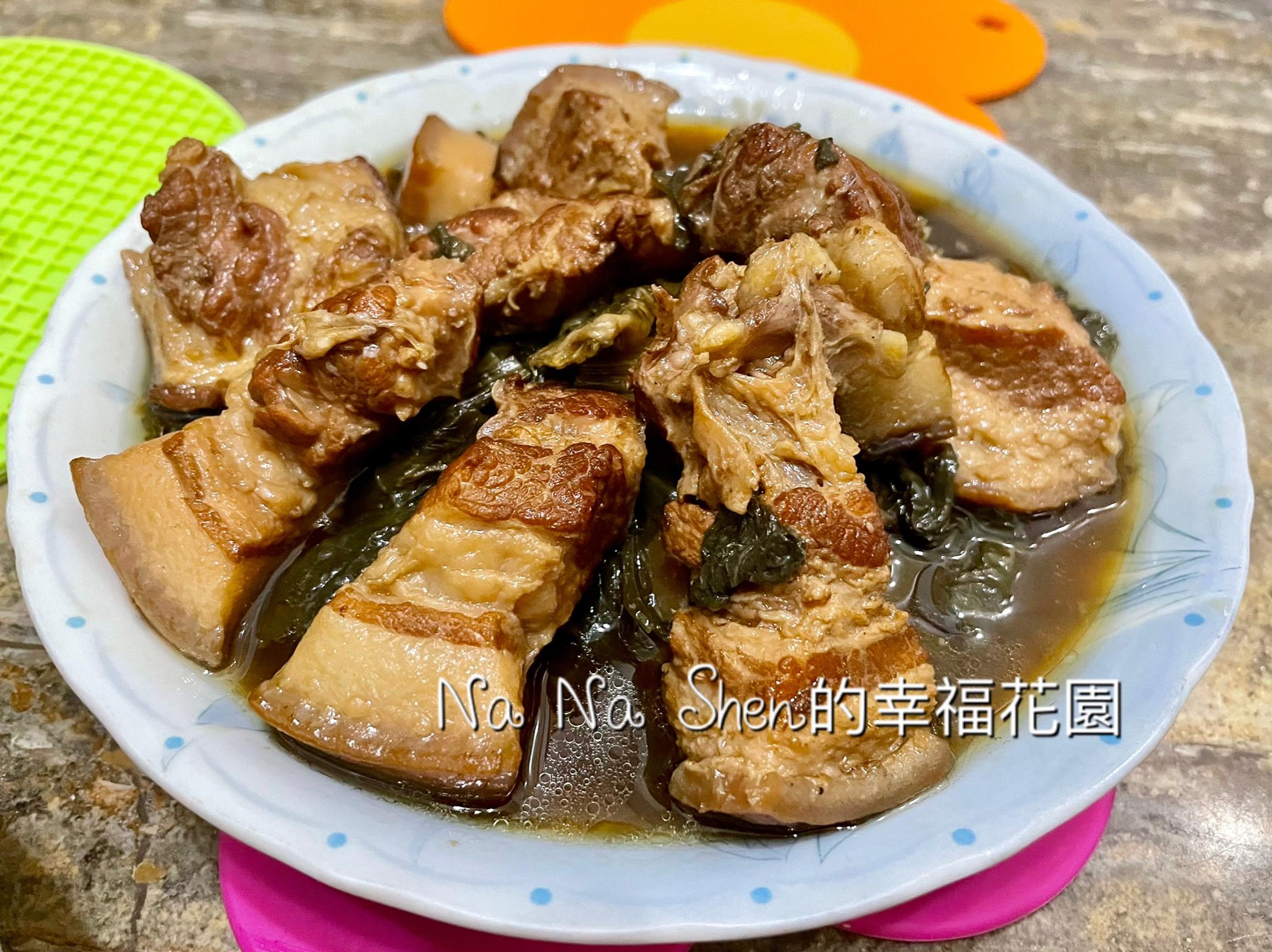 梅乾菜焢肉