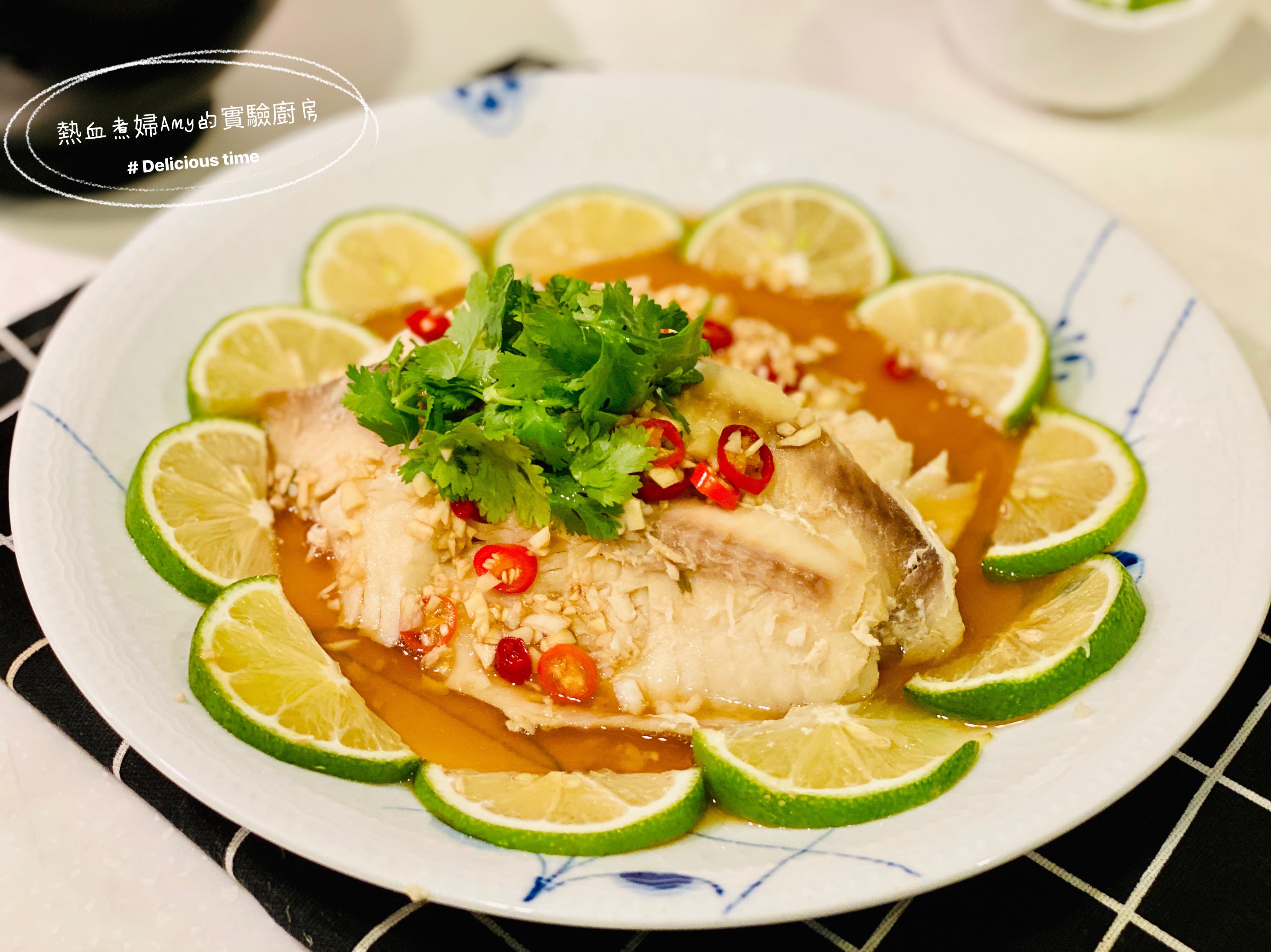 開胃清爽泰式酸辣檸檬魚