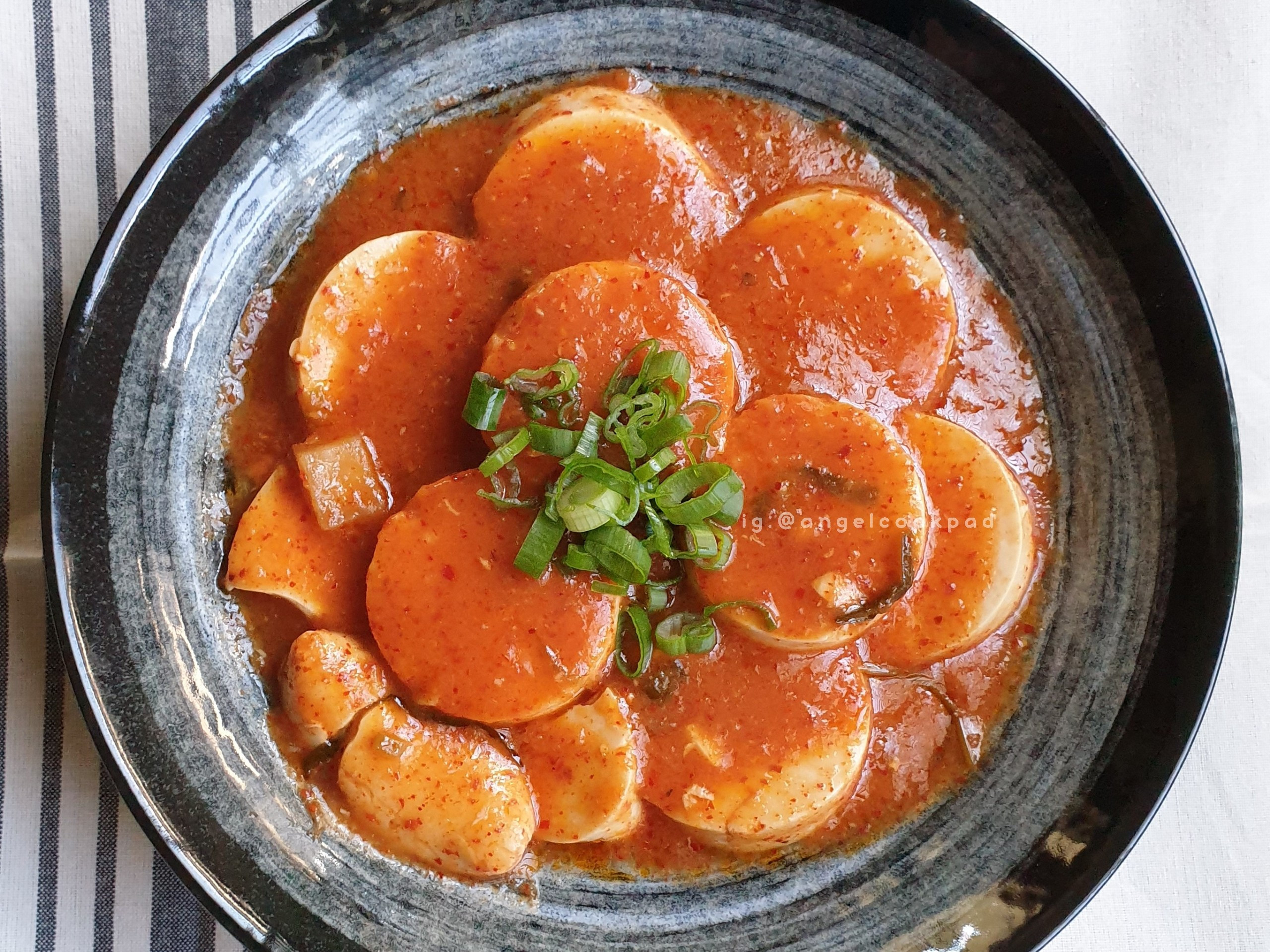 🥘 泡菜豆腐煲