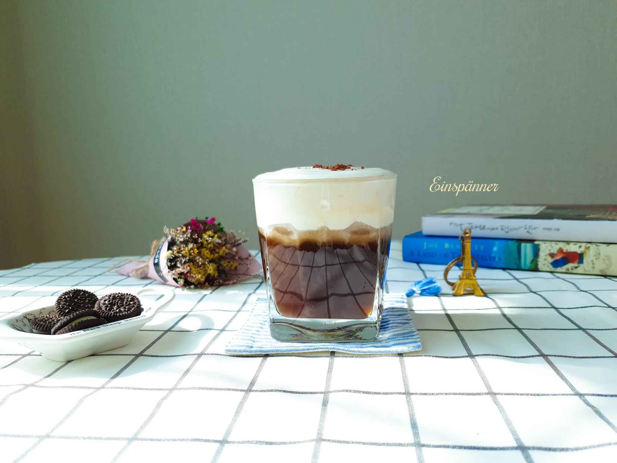 簡單自製維也納咖啡