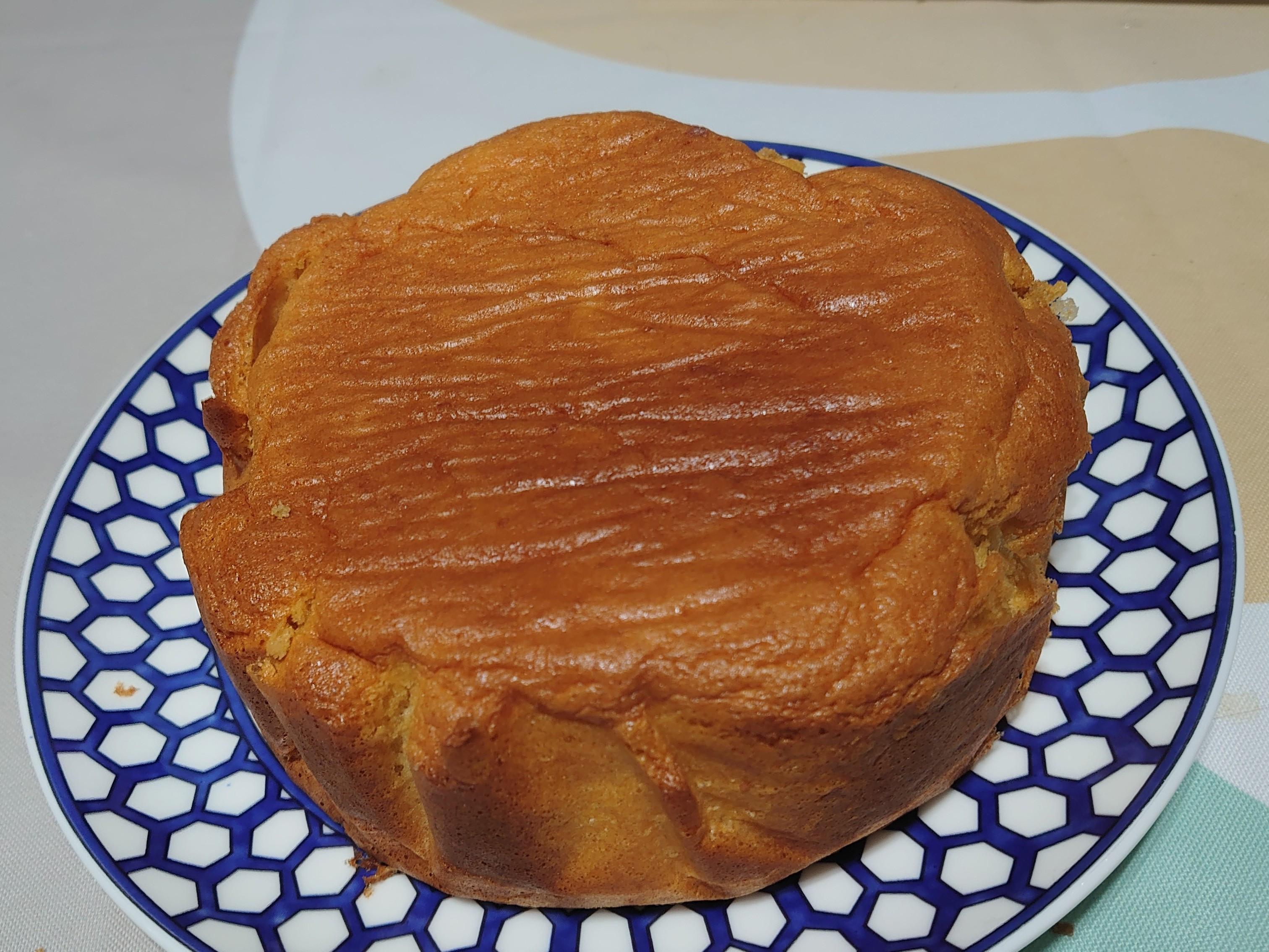 氣炸蜂蜜蛋糕-鍋寶氣炸烤箱
