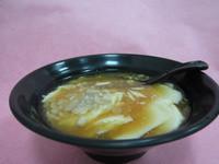 花生(薑汁)豆花