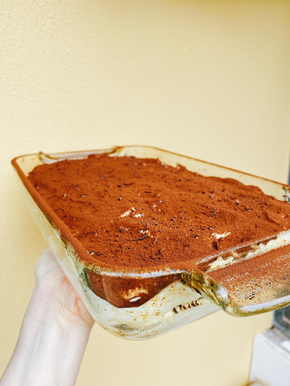 【免烤箱|推新手】義式提拉米蘇|拿坡里版