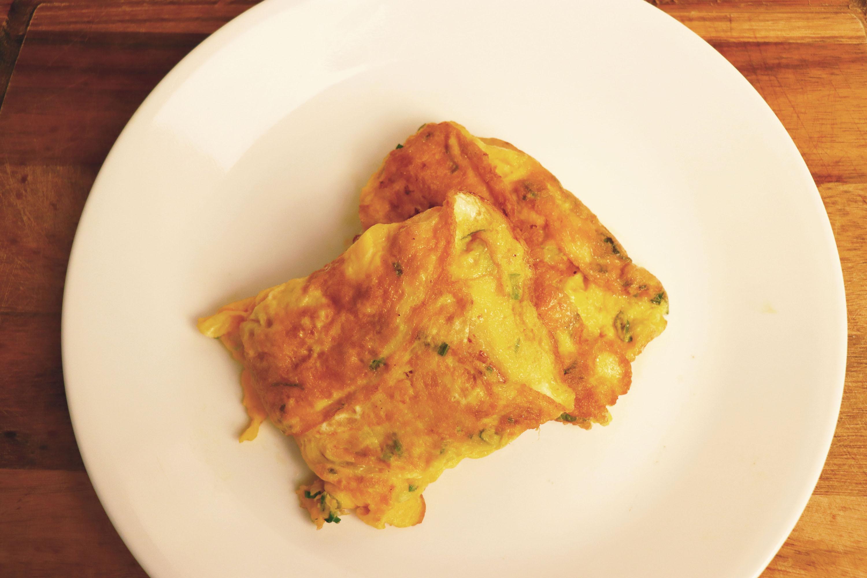 蛋煎蘿蔔糕|早餐宵夜輕鬆吃