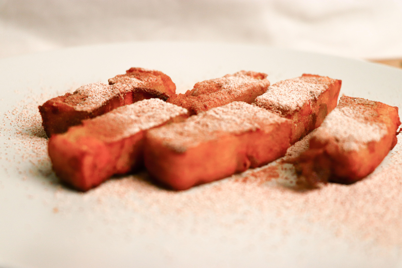 炸蘿蔔糕 外酥內軟的香酥小點心