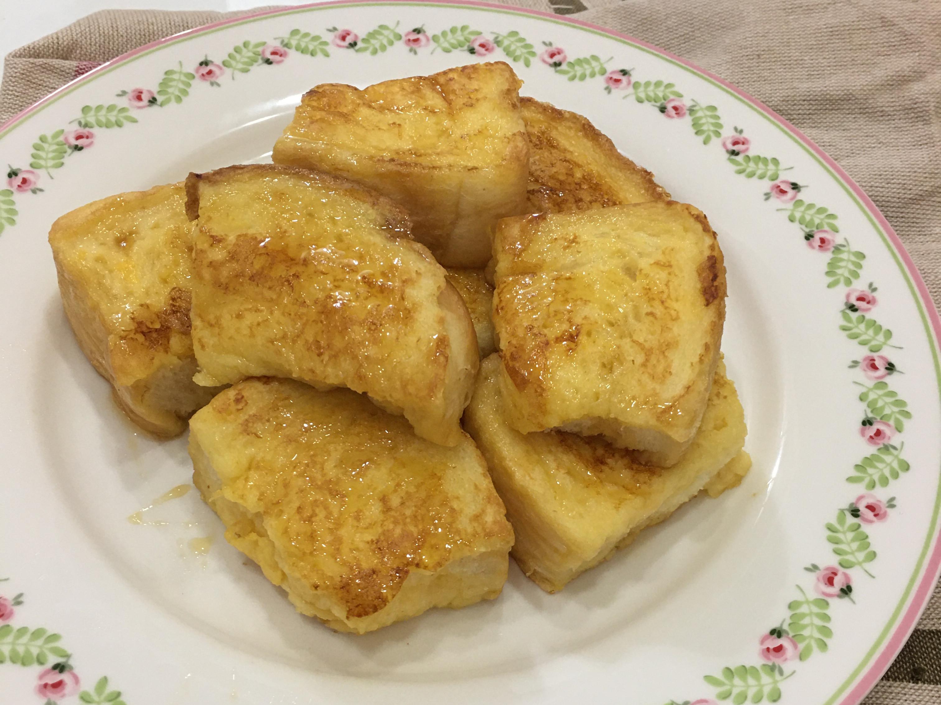 蜂蜜法國吐司
