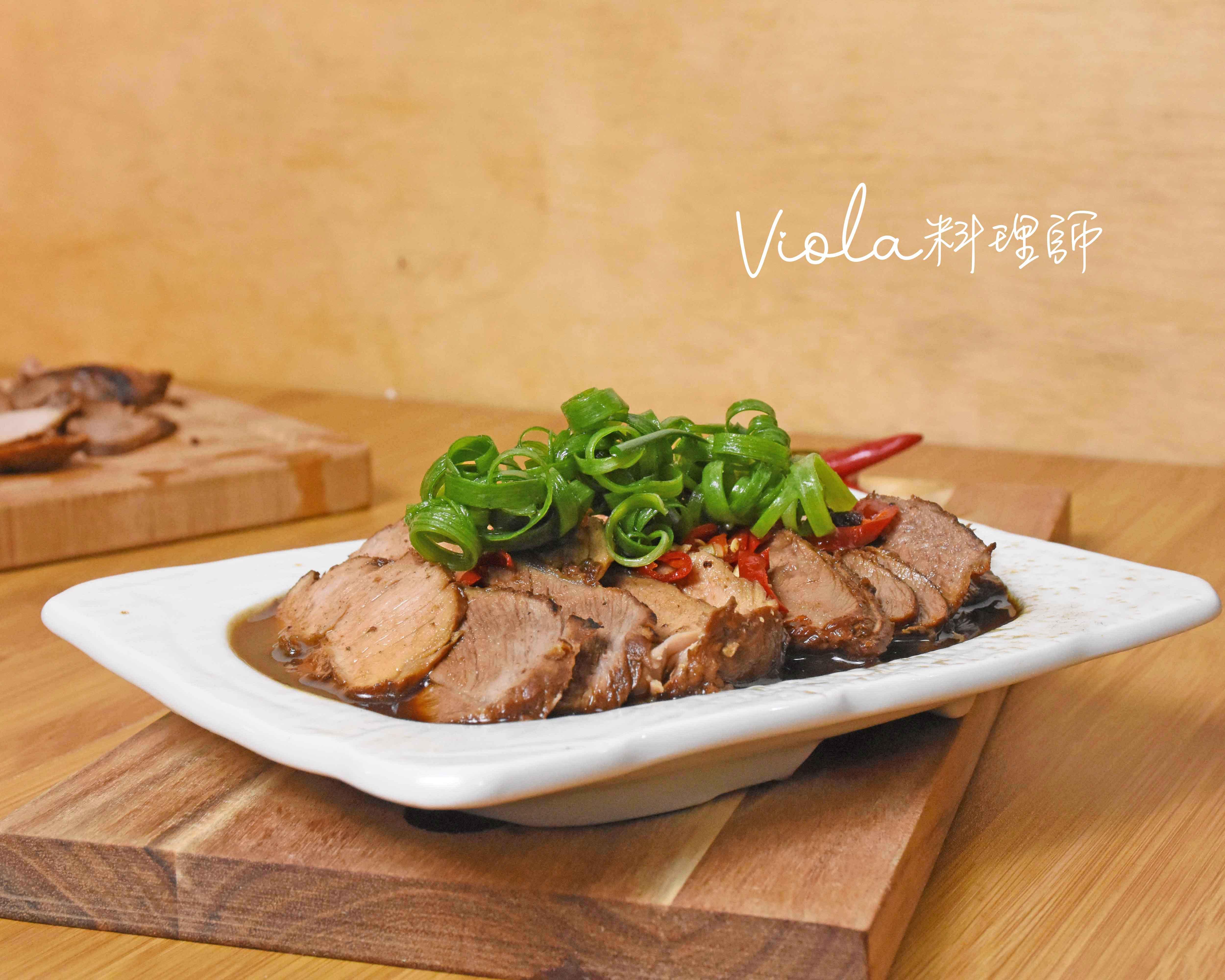 香滷豬腱肉