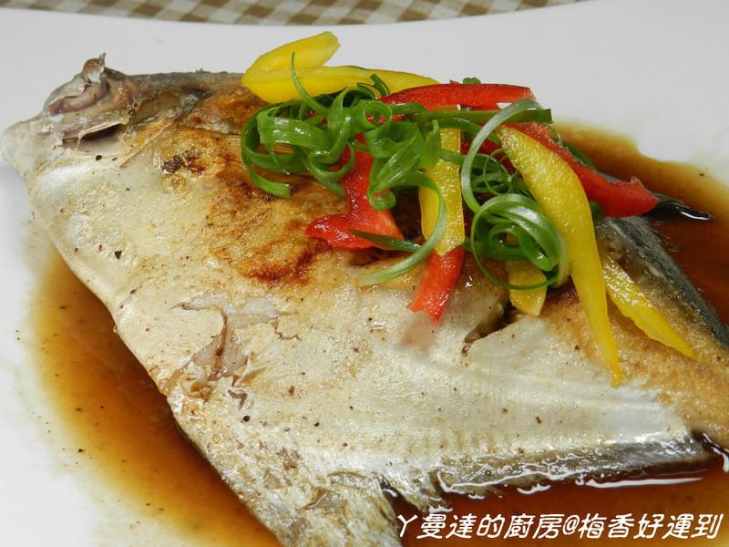 ㄚ曼達的廚房~海鮮年菜~梅香好運到