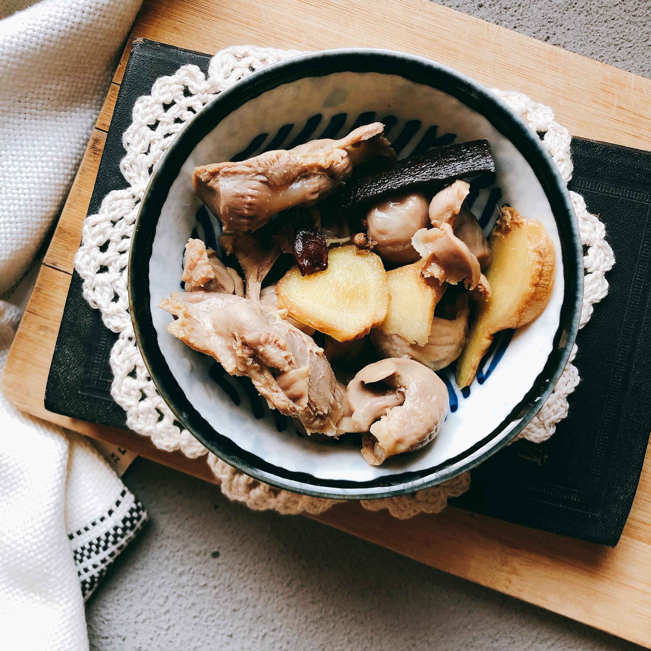 「鹽水雞胗」最簡單的味道就是最深刻的美味