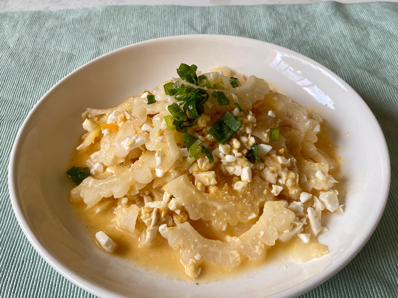 《料理簡單做》金沙鹹蛋苦瓜