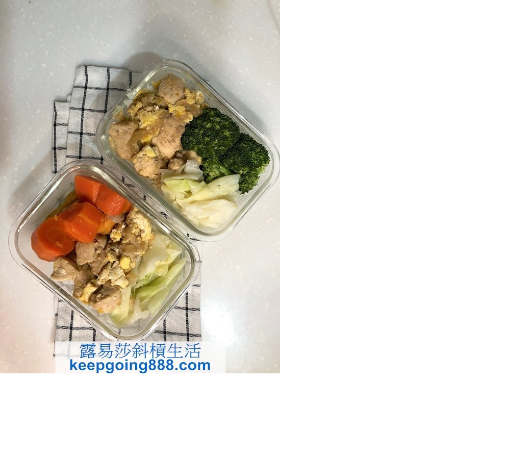 蛋白質多多的雞胸肉炒蛋