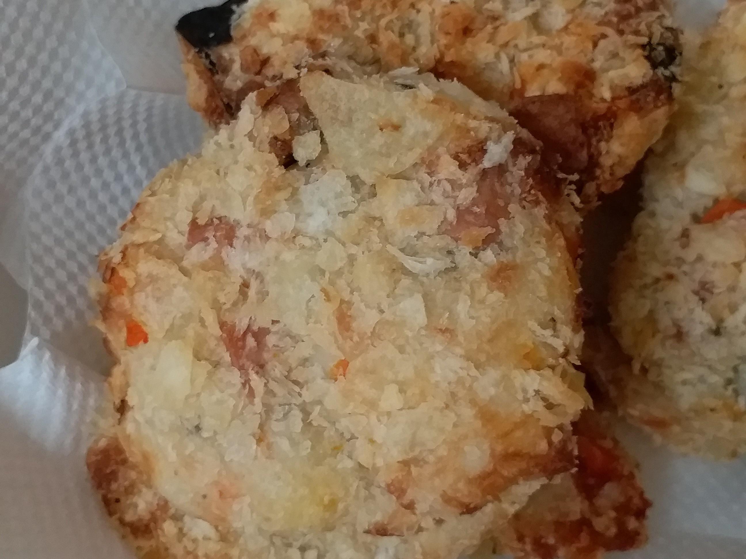 純素-馬鈴薯可樂餅(無蛋奶-氣炸鍋)