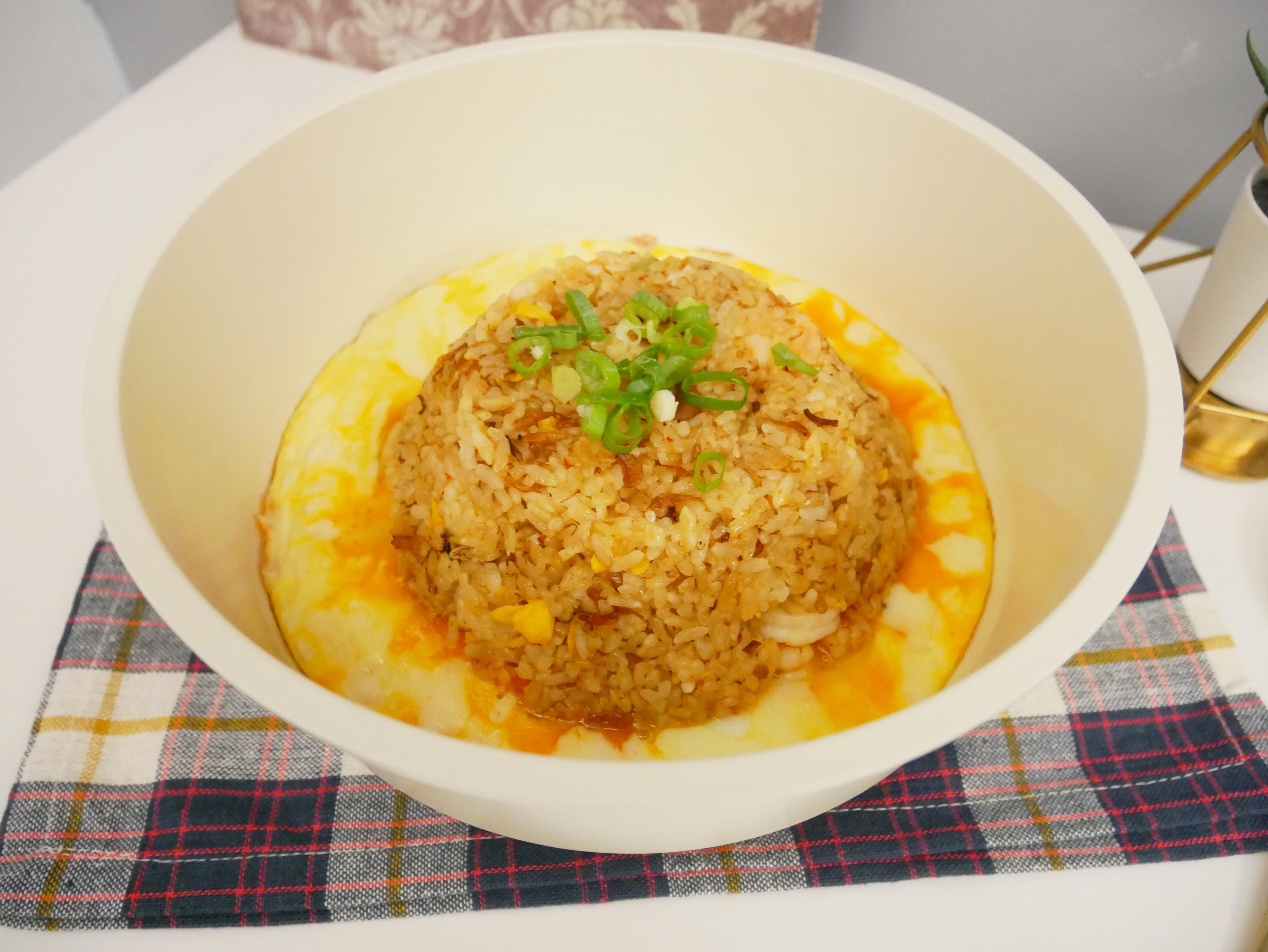 好上手「韓式起士炒飯」簡單又好吃~