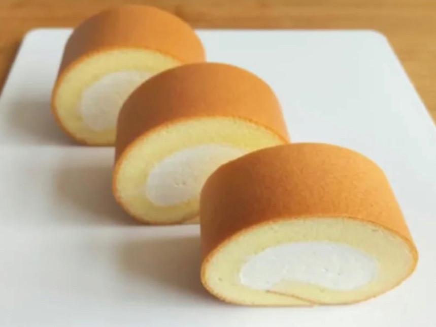 古早味基礎奶油蛋糕捲🍰