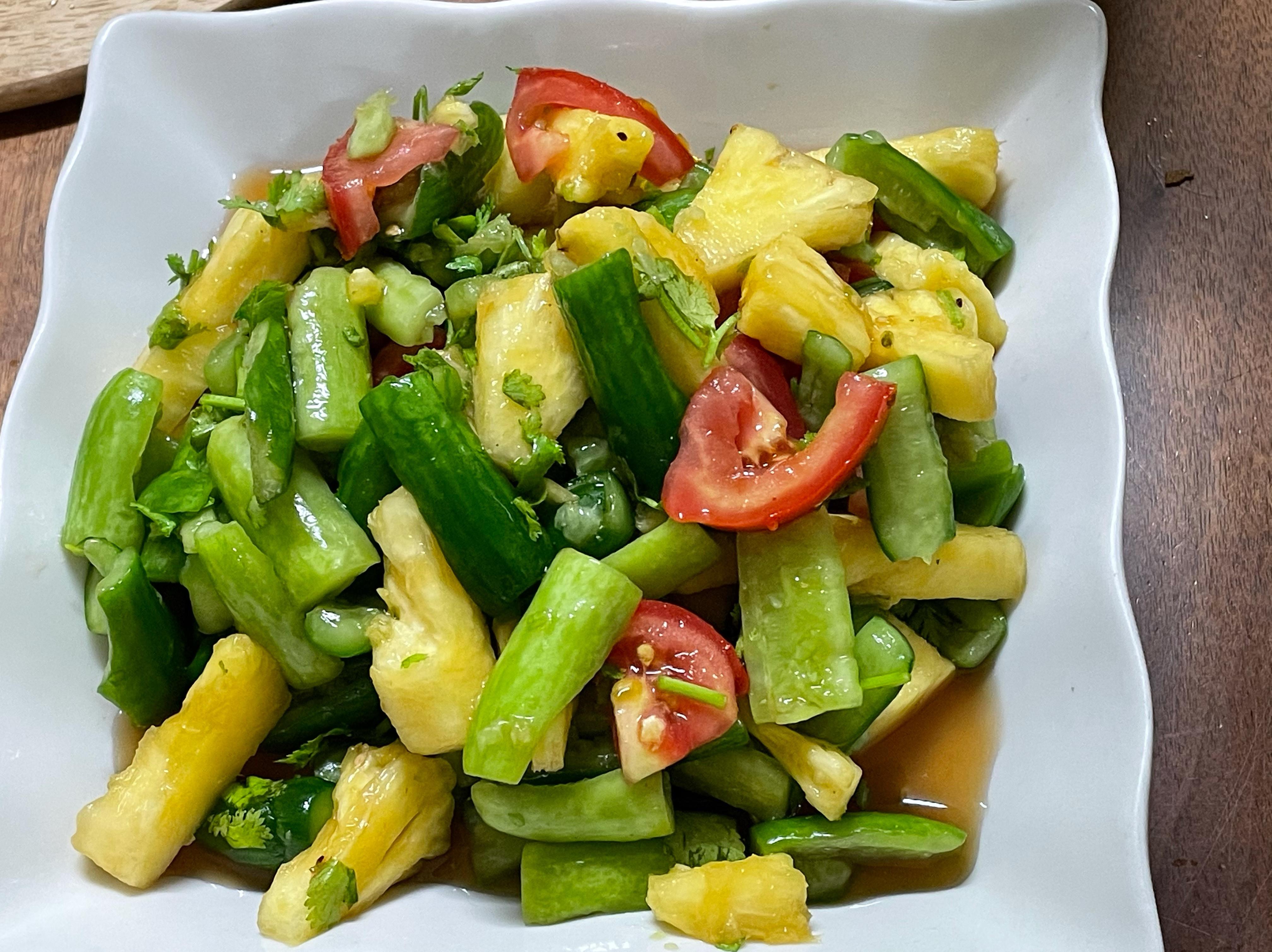 泰式涼拌小黃瓜