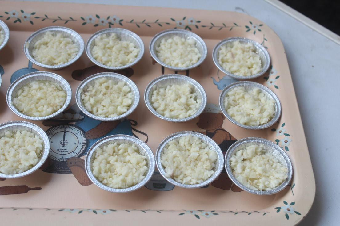 如何冷凍保存大蒜