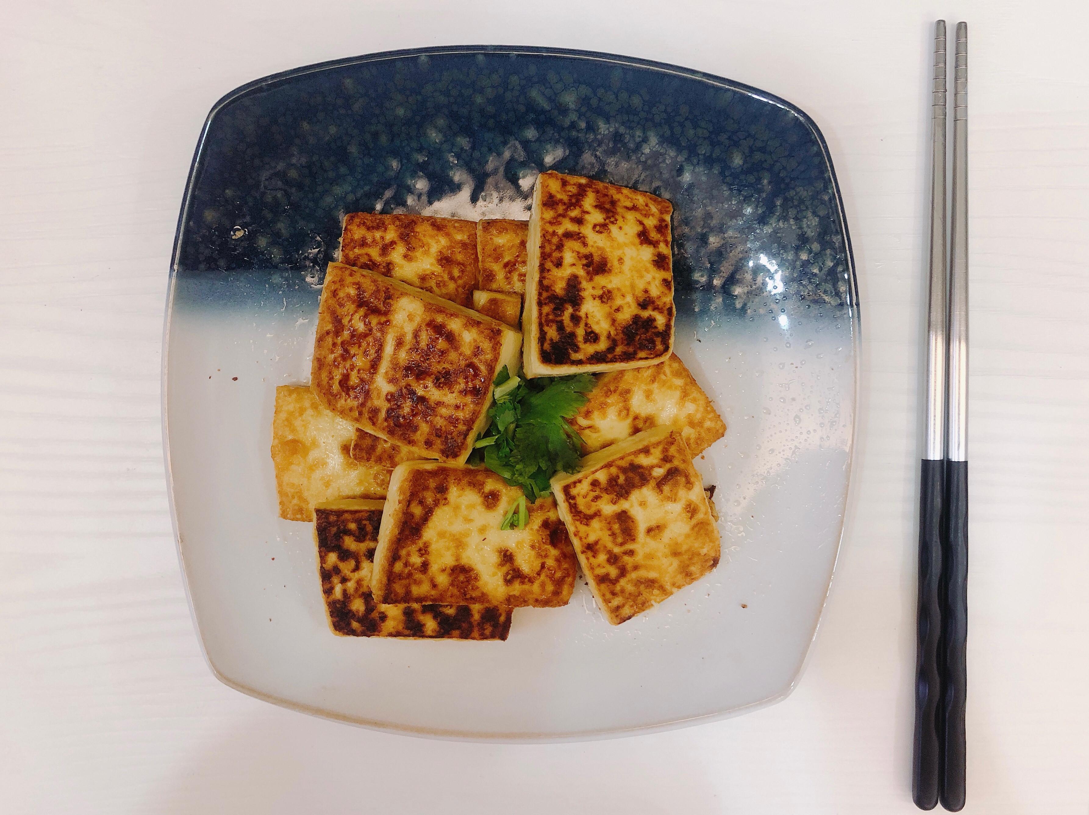 香煎雞蛋豆腐(經典中華雞蛋豆腐)