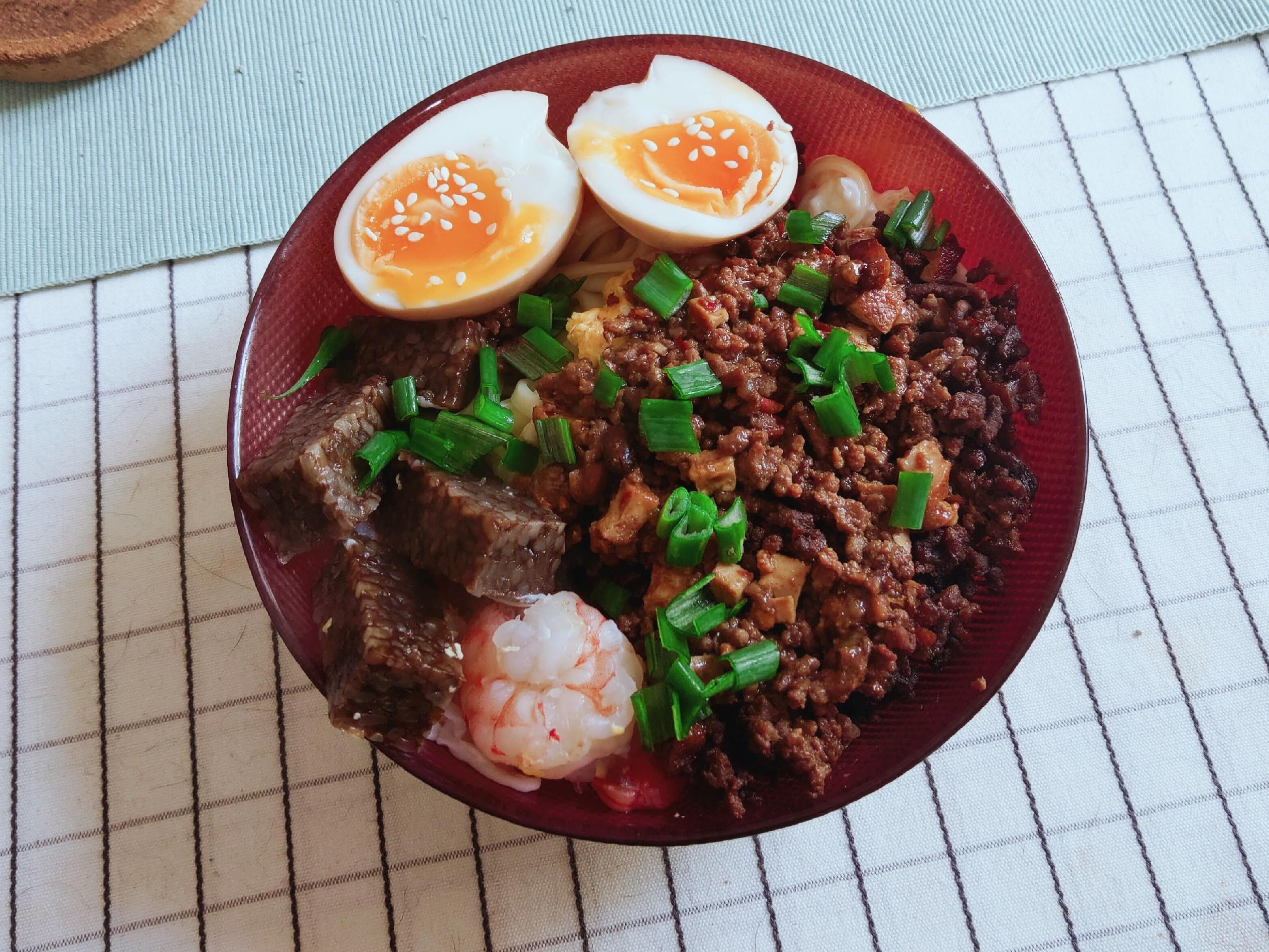 炸醬(麵/飯)