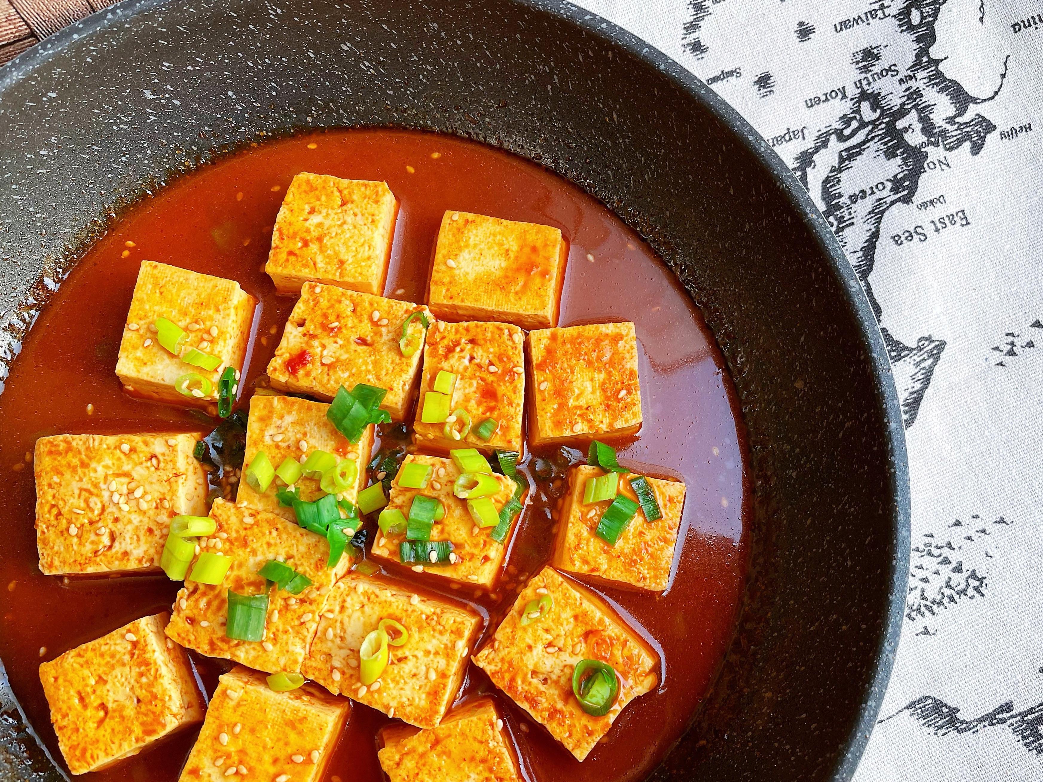 韓式燉豆腐