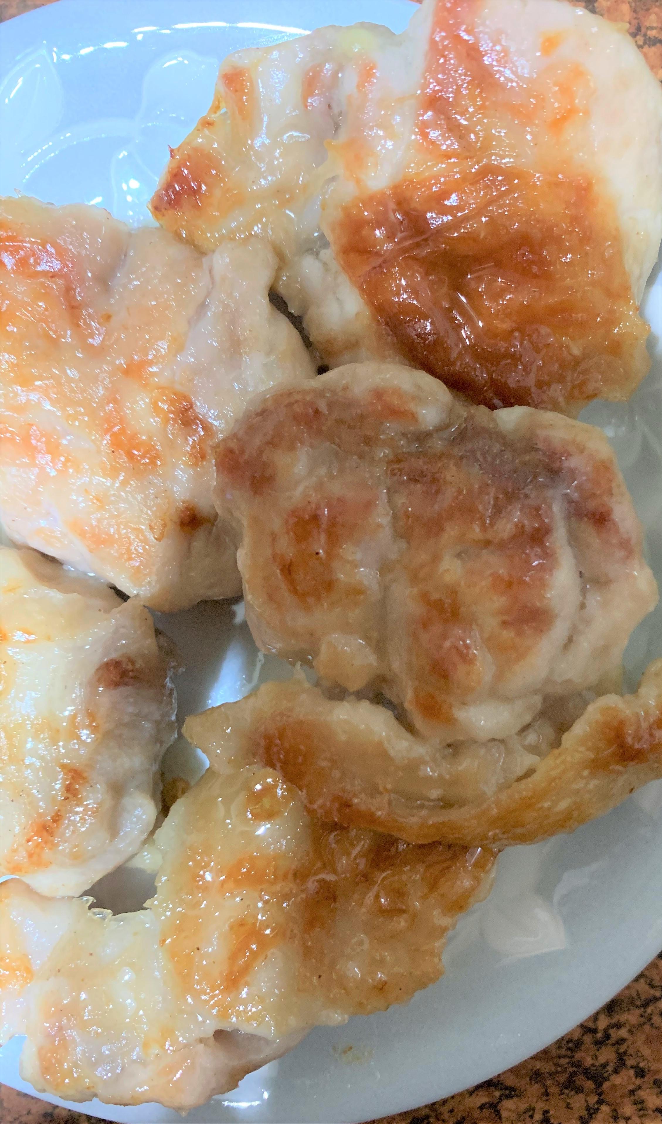 熱壓吐司機烤雞塊(無加油系列)