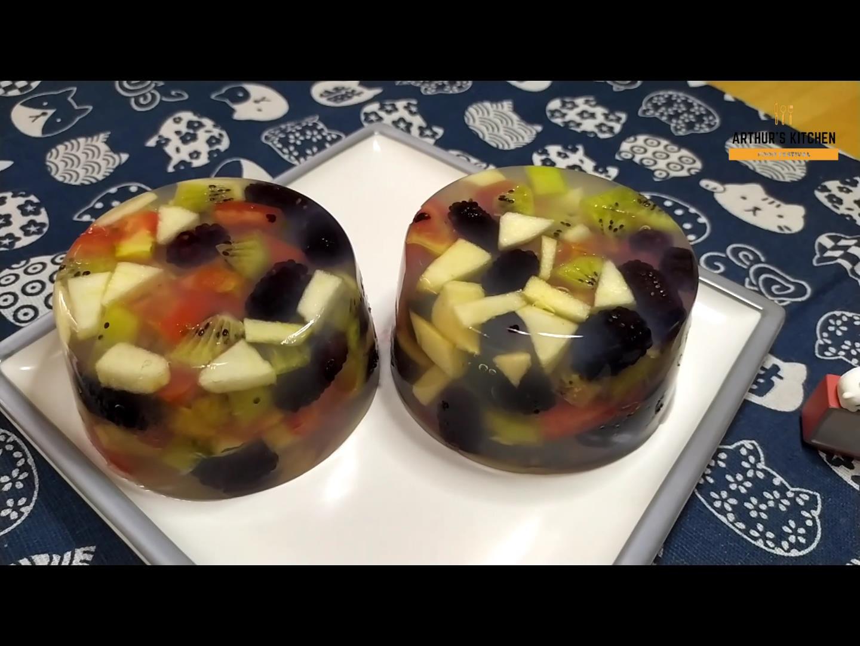 水果果凍(純素)