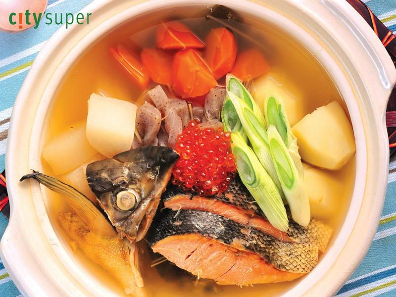 【北海道直送水產】新卷鮭三平汁