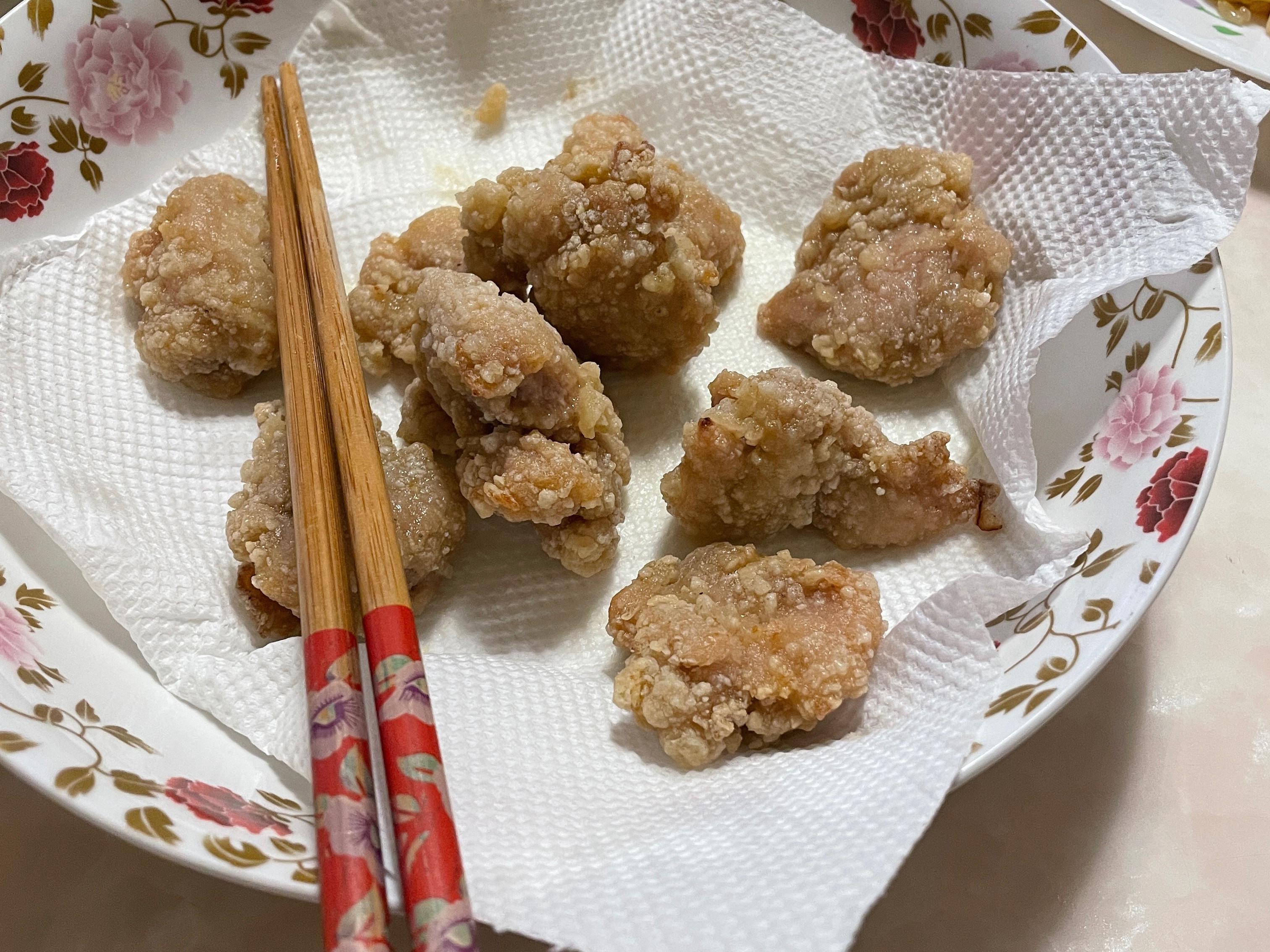 炸豆乳雞(氣炸鍋)