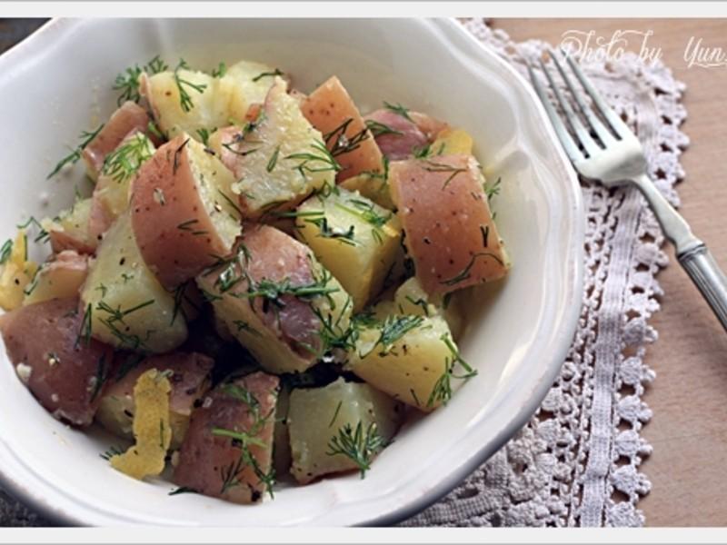香草馬鈴薯沙拉
