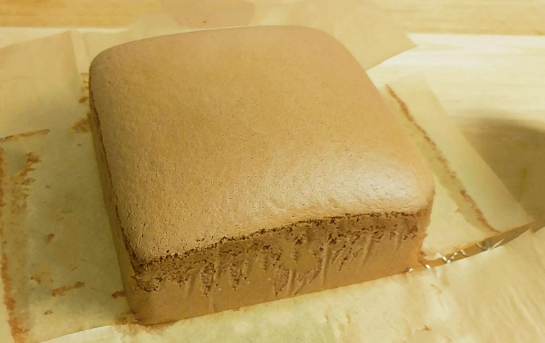 濃郁巧克力古早味蛋糕